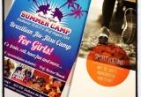 Summercamp news