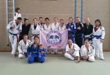 Female Fighter open mat Leiden