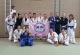Female Fighter open mat Leiden