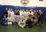 Female Fighter Open Mat Amsterdam