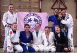 Female Fighter Open Mat Leiden March 2016