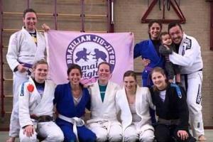Female Fighter Open Mat Leiden March 2016