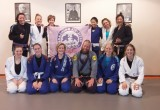 Female Fighter open mat Hilversum April 2016