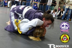 Female Fightercup 2018, Shout out!